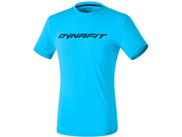 Dynafit Traverse T-shirt Herrer, methyl blue